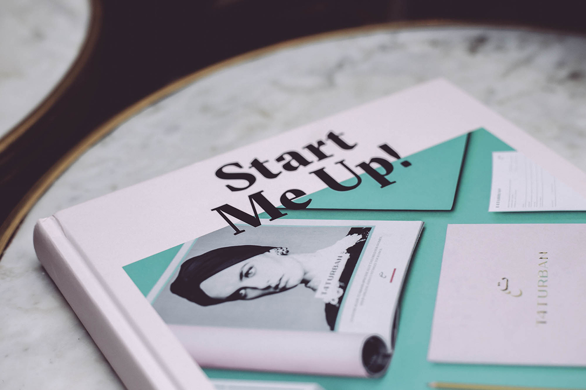 say hi to_ Start Me Up! | Gestalten | Book Review