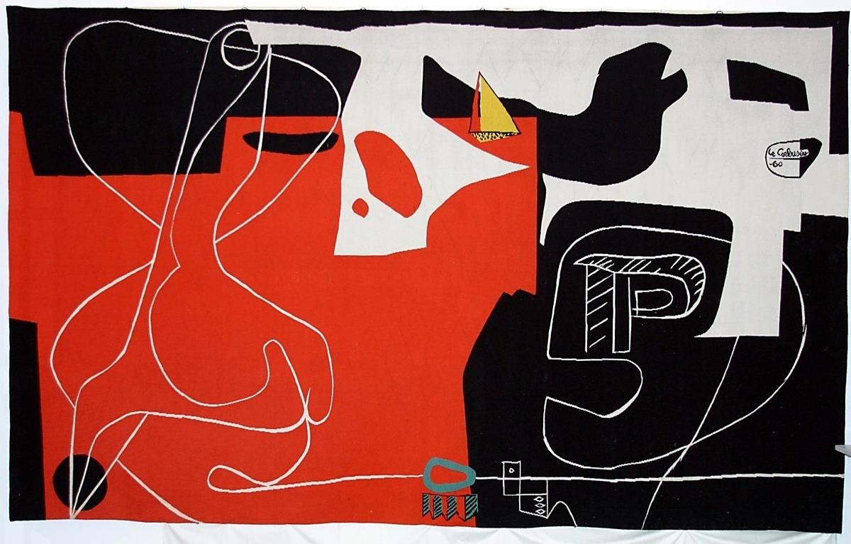 say hi to_ Garance Vallée x Le Corbusier