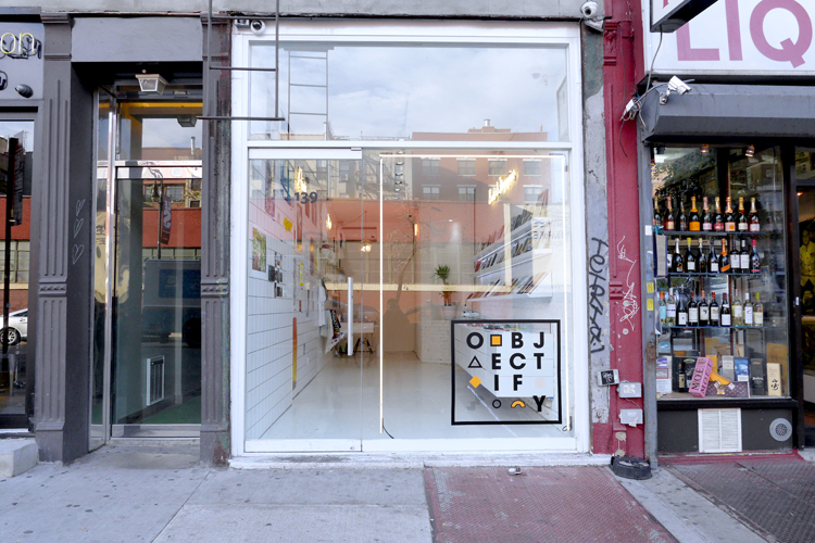 say hi to_  Object-ify 193 | New York | Shop