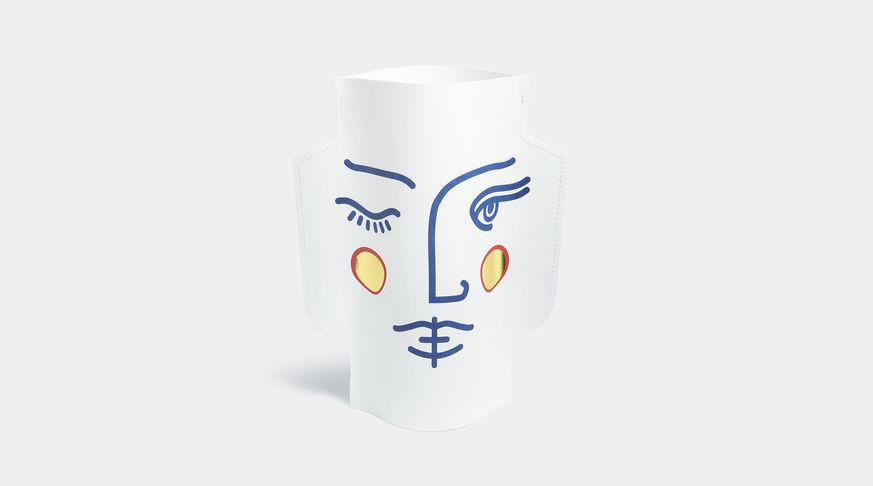 say hi to_ Janus Paper Vase