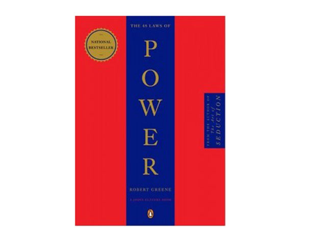say hi to_ The 48 Laws of Power