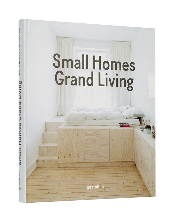 say hi to_ Small Home, Grand Living