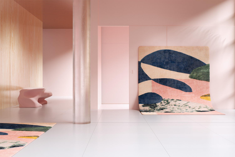 say hi to_ Andres Reisinger Multidisciplinary Designer and Digital Artist From Spain Studio Proba Render