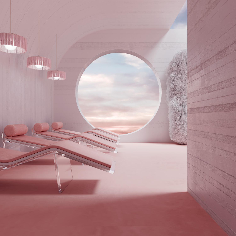 say hi to_ Andres Reisinger Argentinian multidisciplinary designer digital art from Barcelona Spain