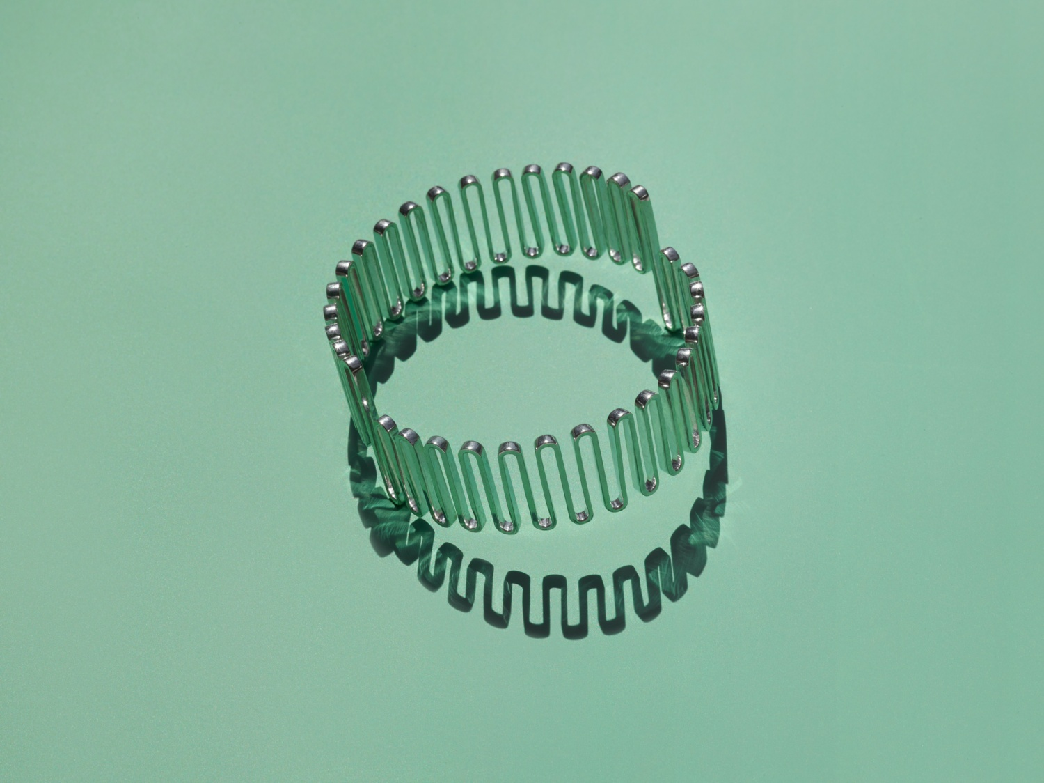 say hi to_ Amelie Riech from Uncommon Matters and the choker from the Momentum Flow collection