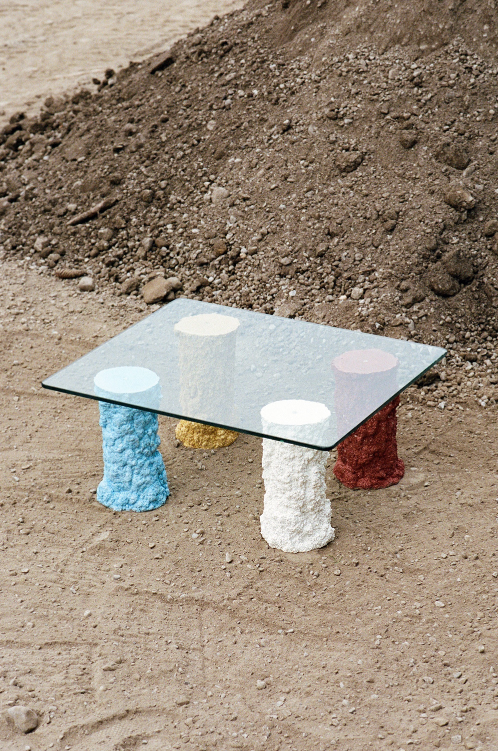 say hi to_ Susan for Susan Furniture and Object Design Duo from Toronto Table