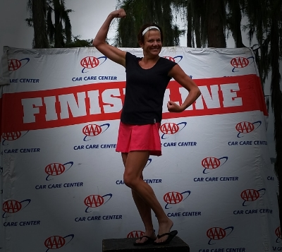 Third in My Age Group