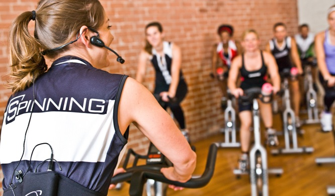 CERTIFIED SPINNING LEVEL II INSTRUCTOR