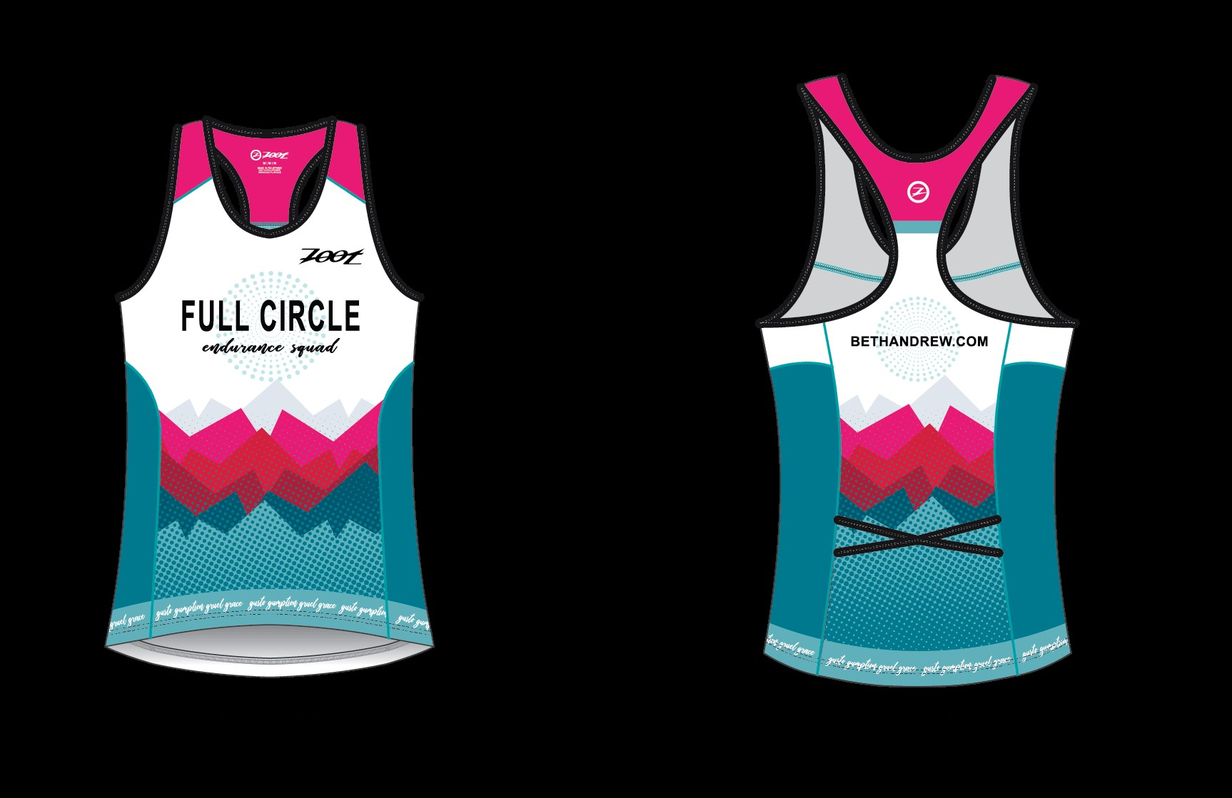 I wanna order more of my new tri kits!!