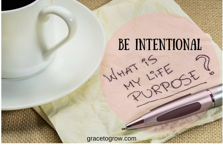Be intentional with your time and resources.  Develop good habits that will lead you towards success.