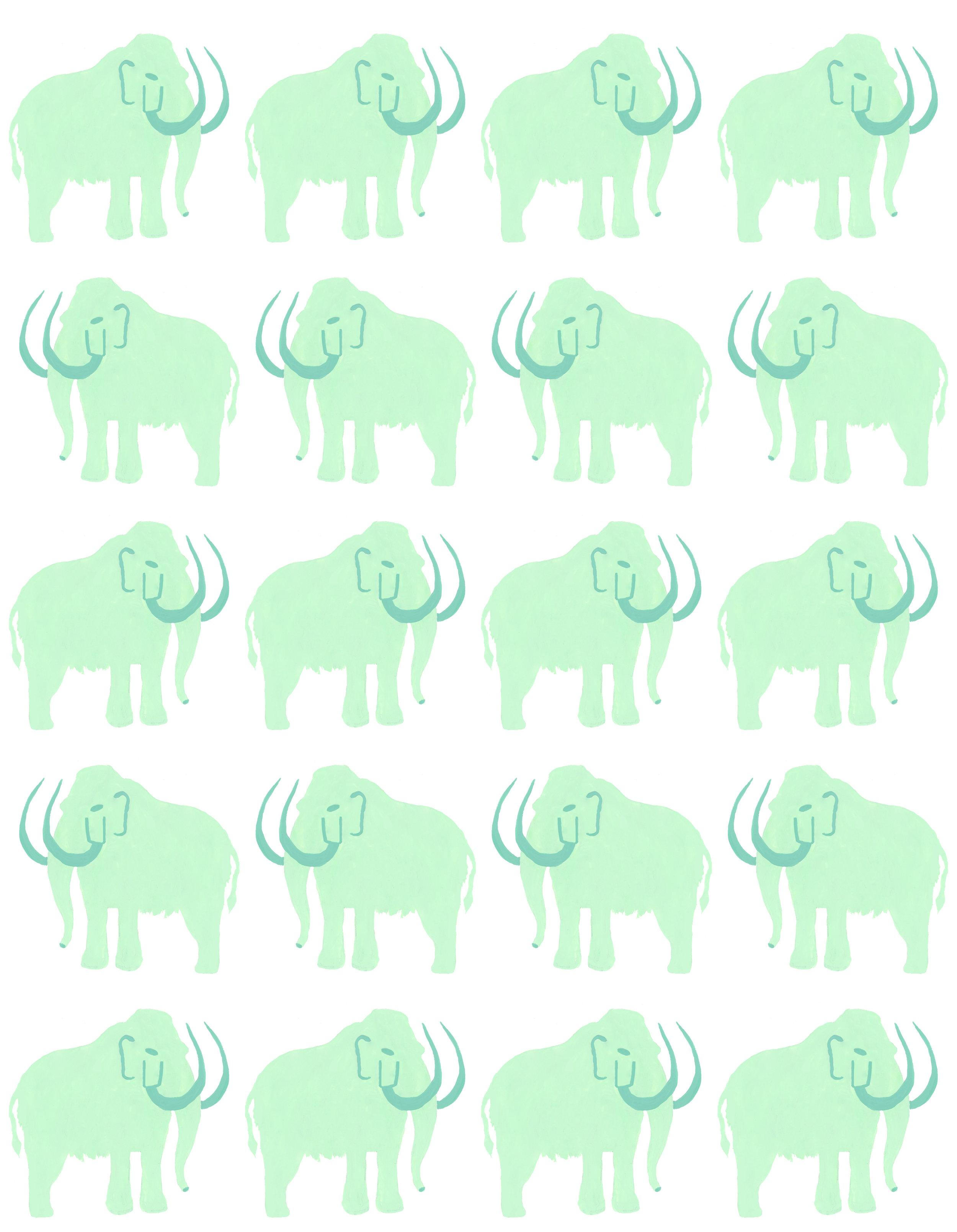 Minty Mammoth Pattern.jpg