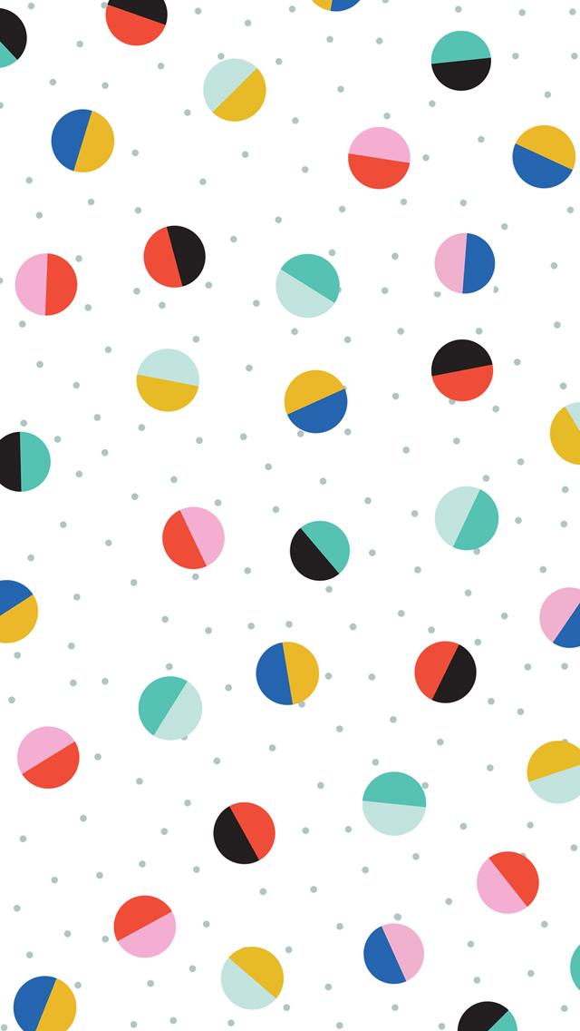 Color Block Dots Phone Wallpaper.jpg