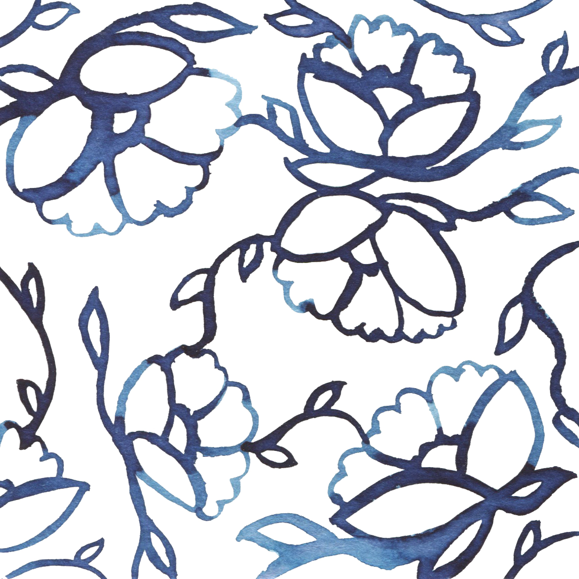 Favorite Blue Floral on White.jpg