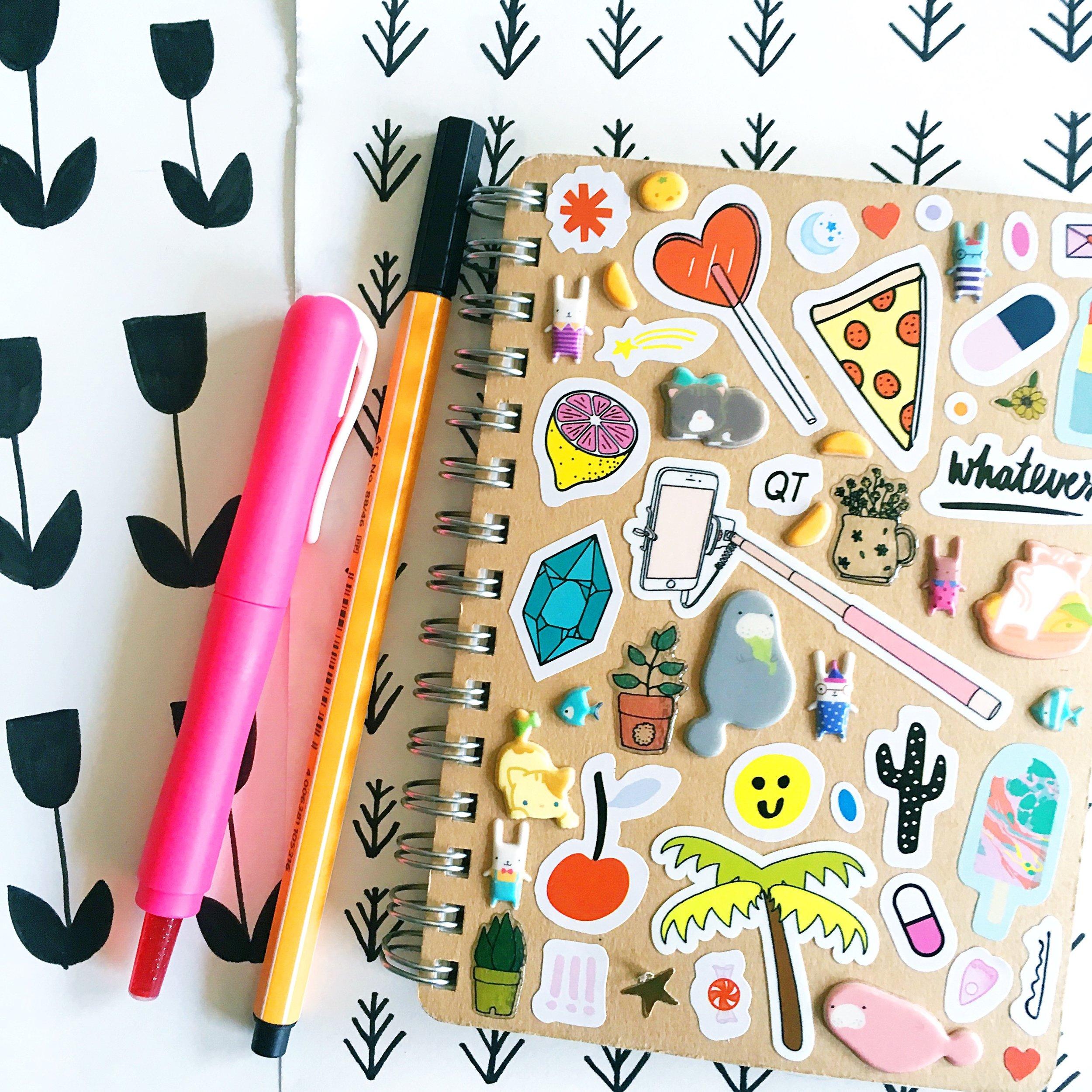 creative block notes