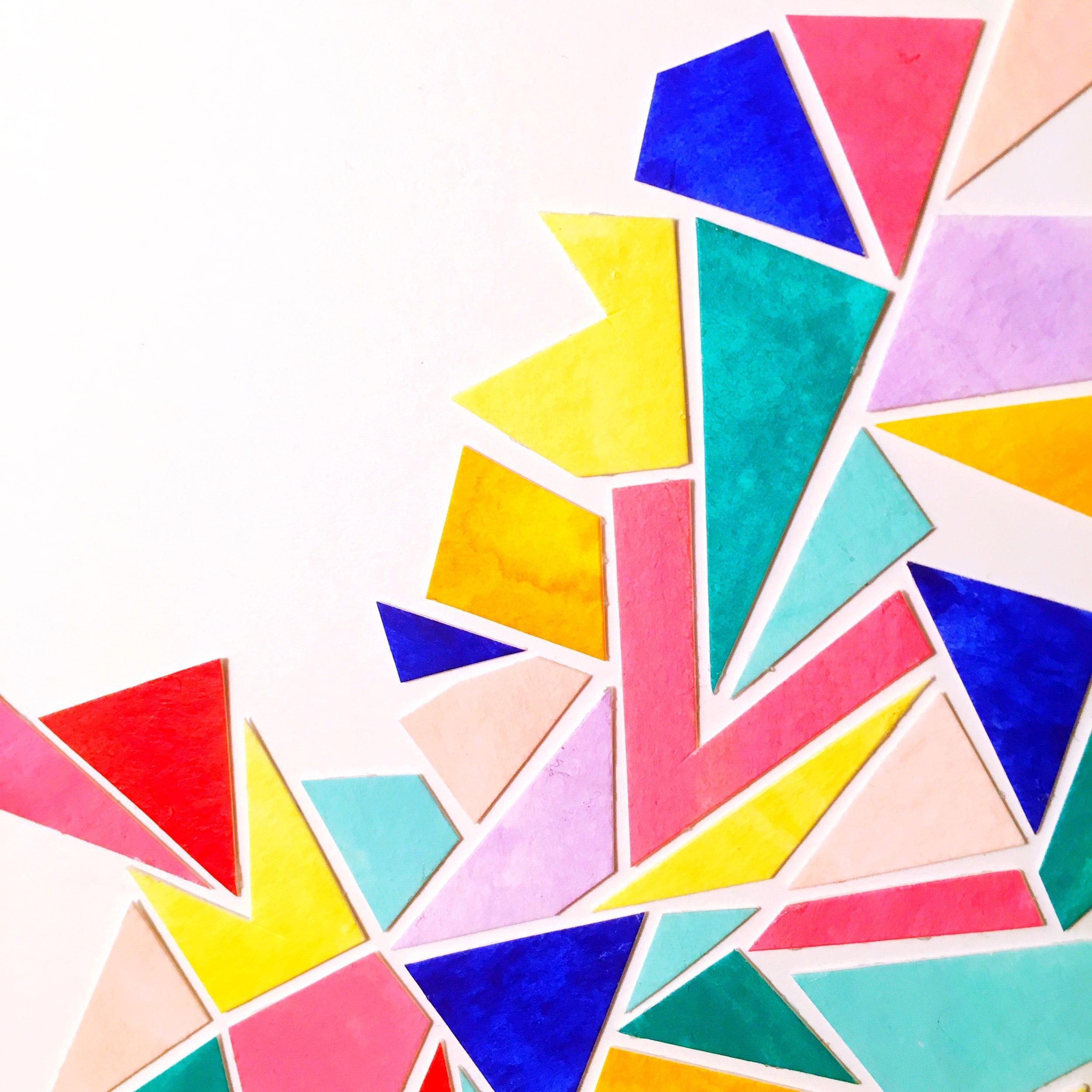 creative block collage