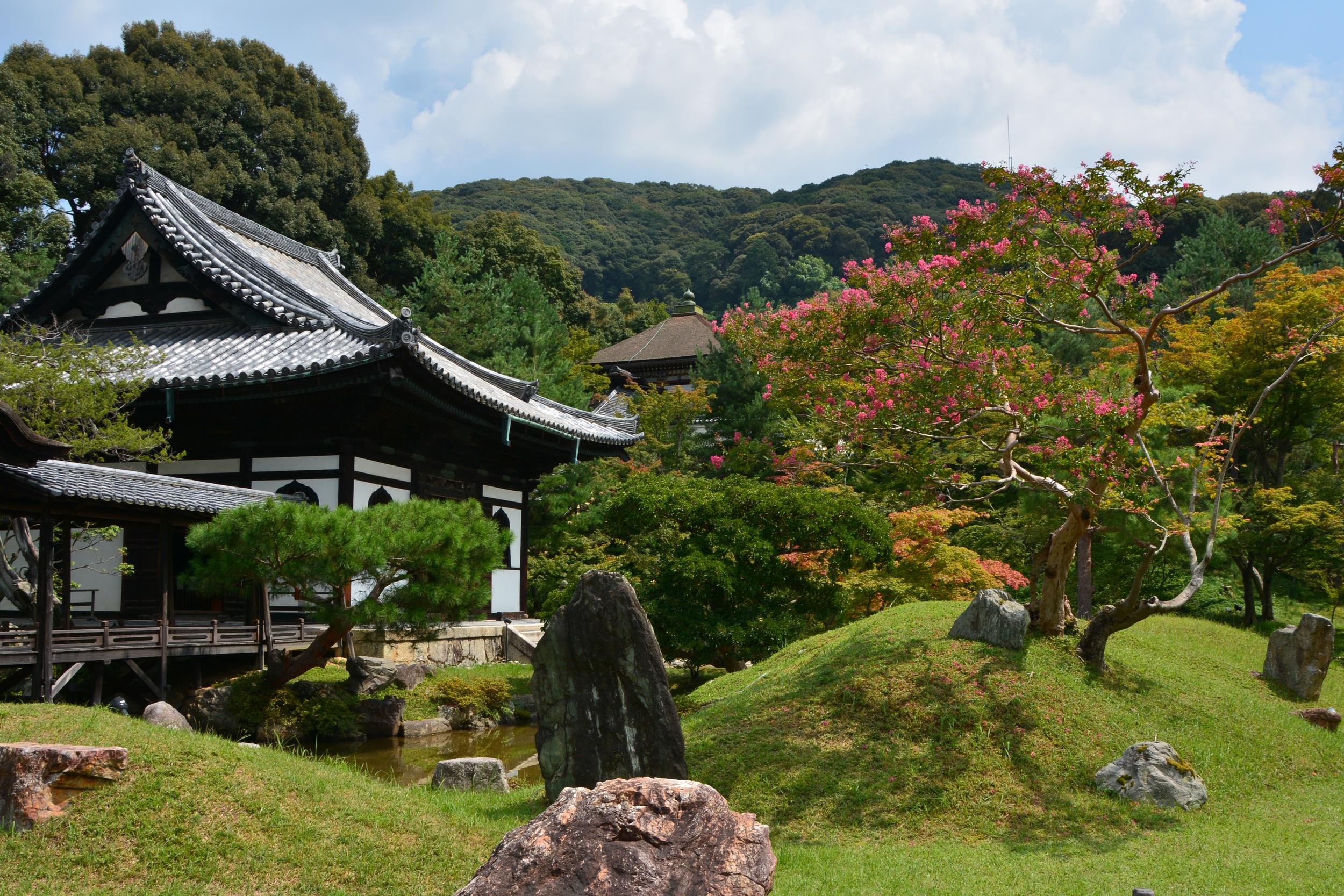 Koda-ji Temple and Gardens