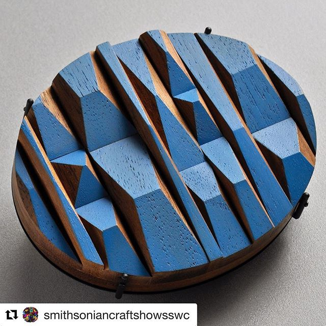 #Repost @smithsoniancraftshowsswc with @get_repost ・・・ Love Julia Turner's fresh approach to jewelry!  See it at the Smithsonian Craft Show, April 25-28.