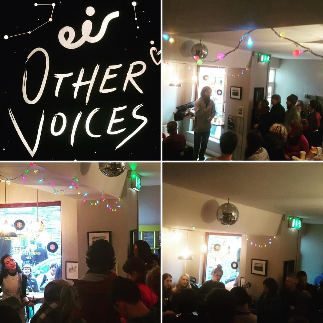 Other Voices Weekend