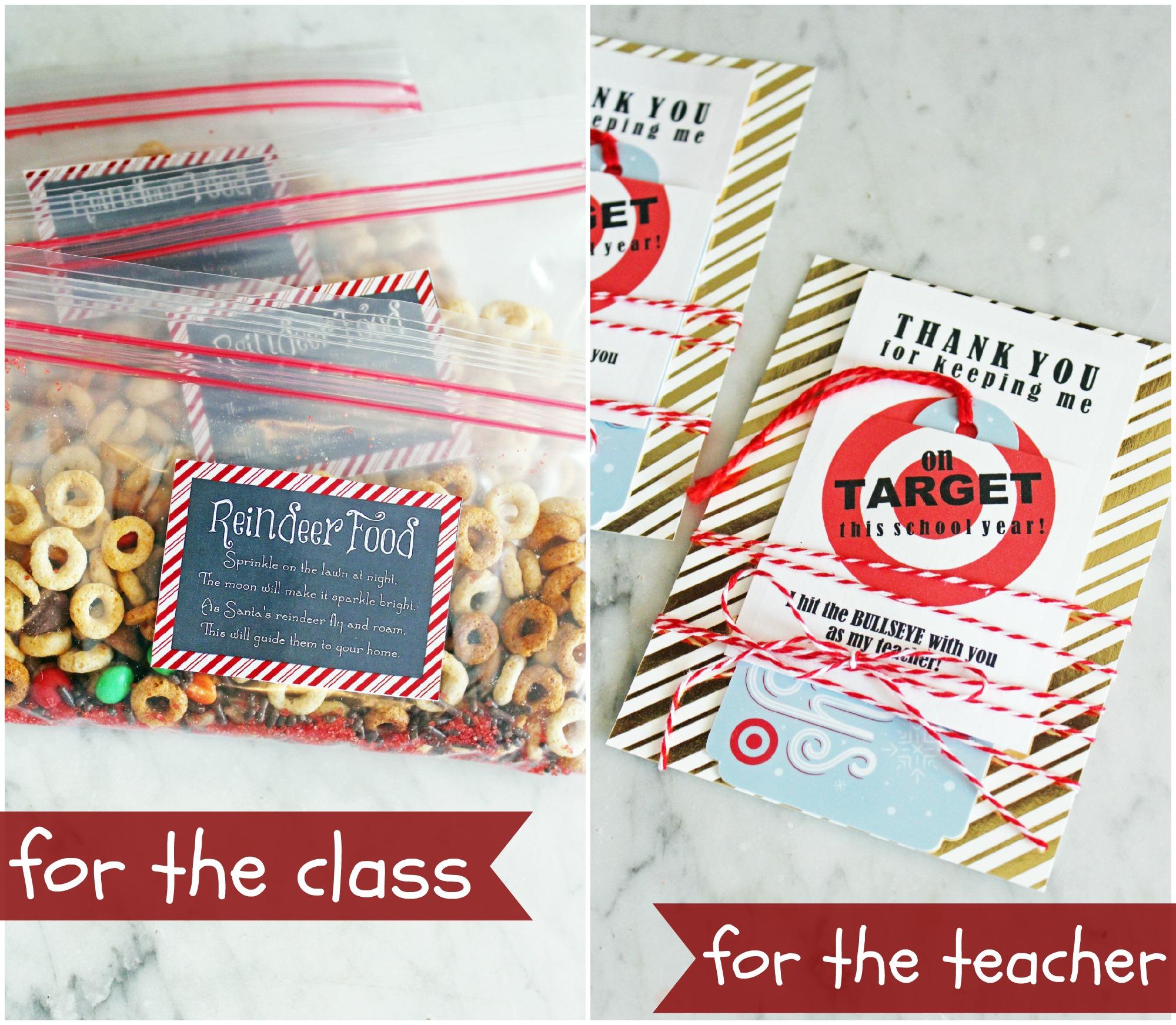 Teacher Christmas Gifts.Class Teacher Christmas Gifts Hello Honey