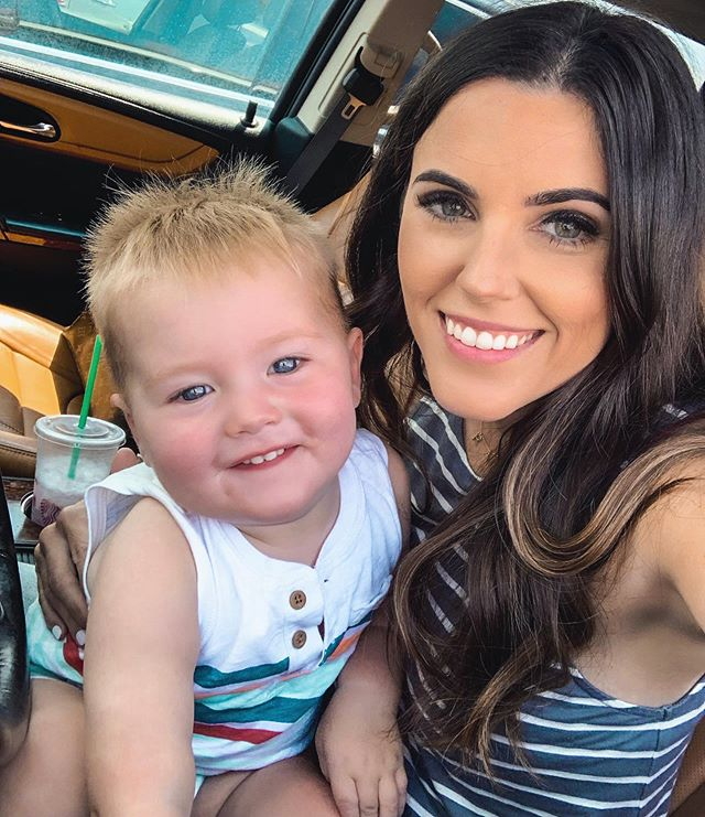 It's just me & little man this evening and we're living it up in the form of Secrets Life of Pets 2 and fruit snacks🙌🏻 What's your favorite way to spend a Saturday night? Home with Netflix or out and about? #saturdays #babyboy #momlife