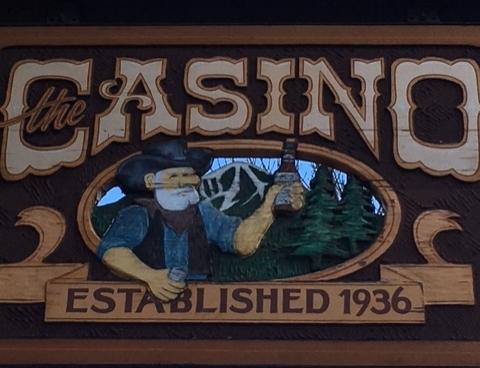 The Casino Bar