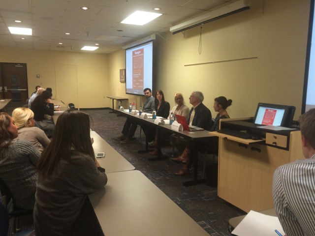 "FRN at West Virginia University hosted the panel discussion ""Hunger: The Cost in Your Community"", bringing together multiple voices in their community to help raise awareness on the issues of hunger and homelessness."