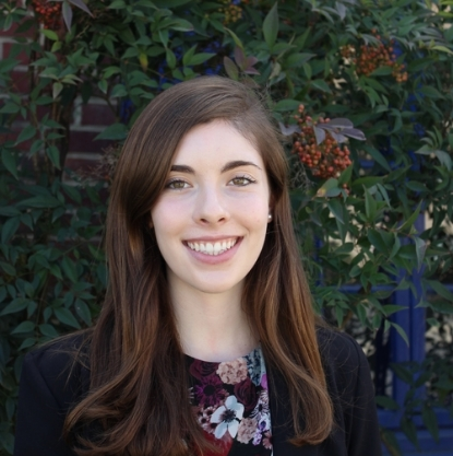 Maddie, an FRN Expansion Fellow, helped start 10 new chapters across the country in Fall 2015.