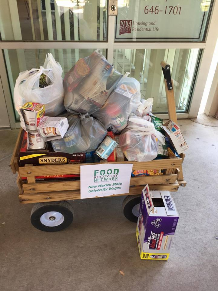 Epic Dorm Recovery At New Mexico State University Food Recovery Network