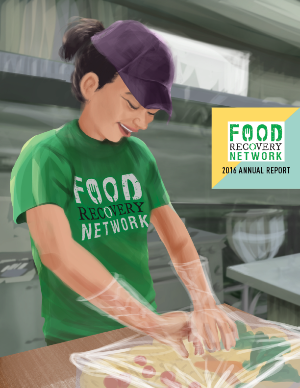 Click here to view Food Recovery Network's 2016 Annual Report.