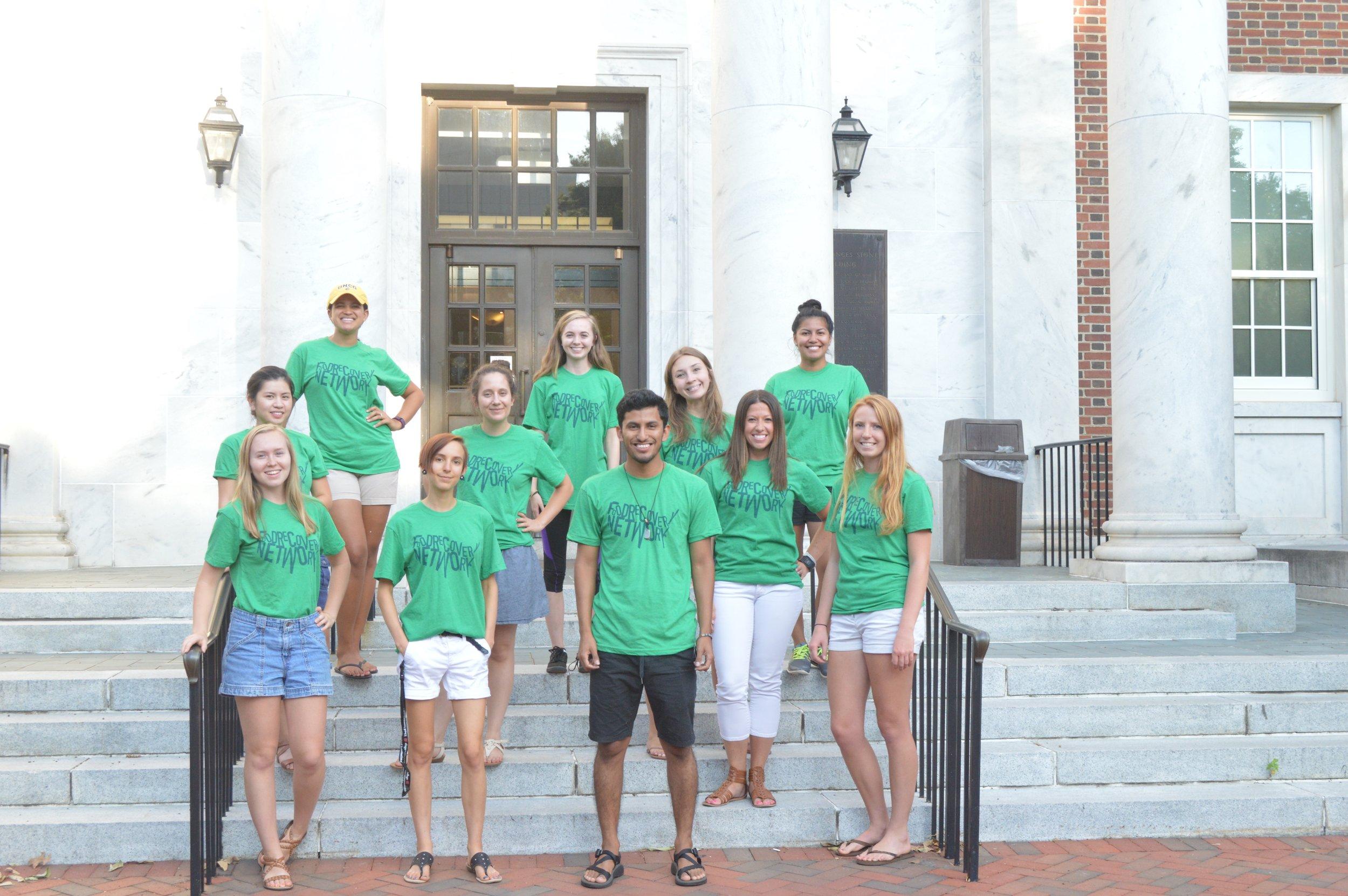 University of North Carolina Greensboro 2016 Leadership Team Photo bestpic.jpg