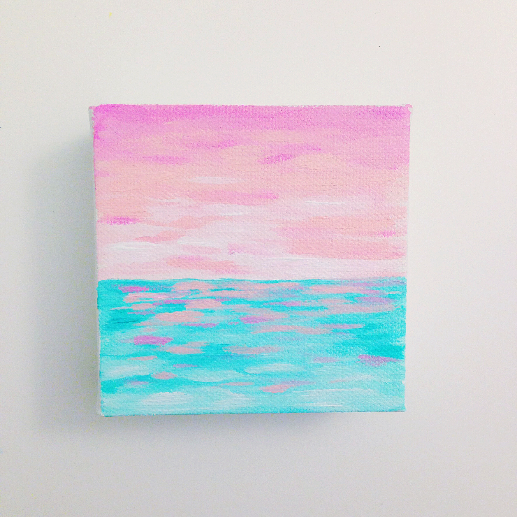 """Cotton Candy Skies 
