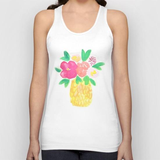 pineapple-blooms-tank-tops.jpg