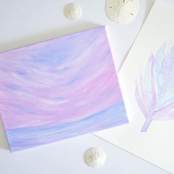 Kristen Laczi Original Seascape Painting