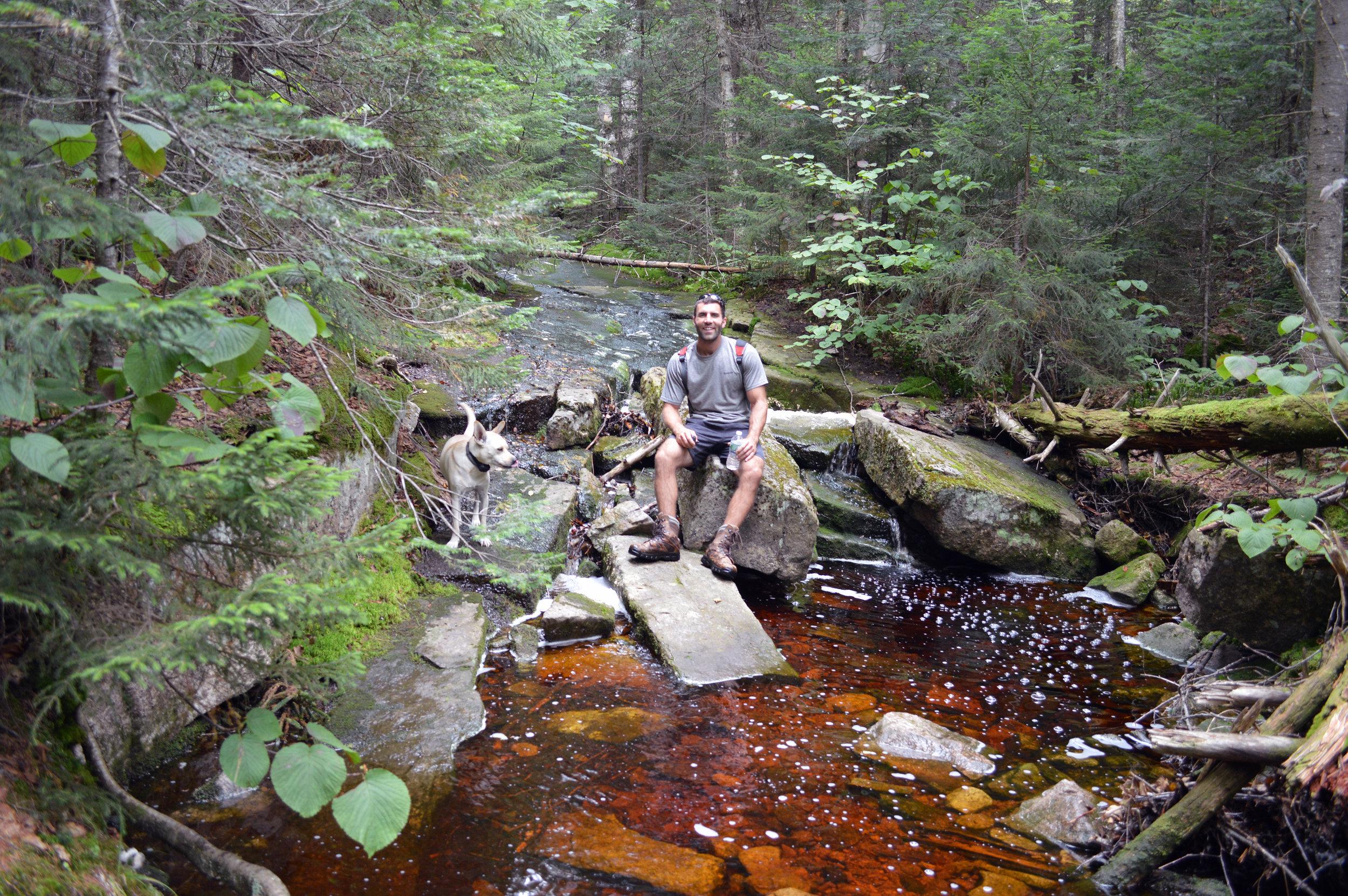 Blue Mountain Evan and Dax Creek