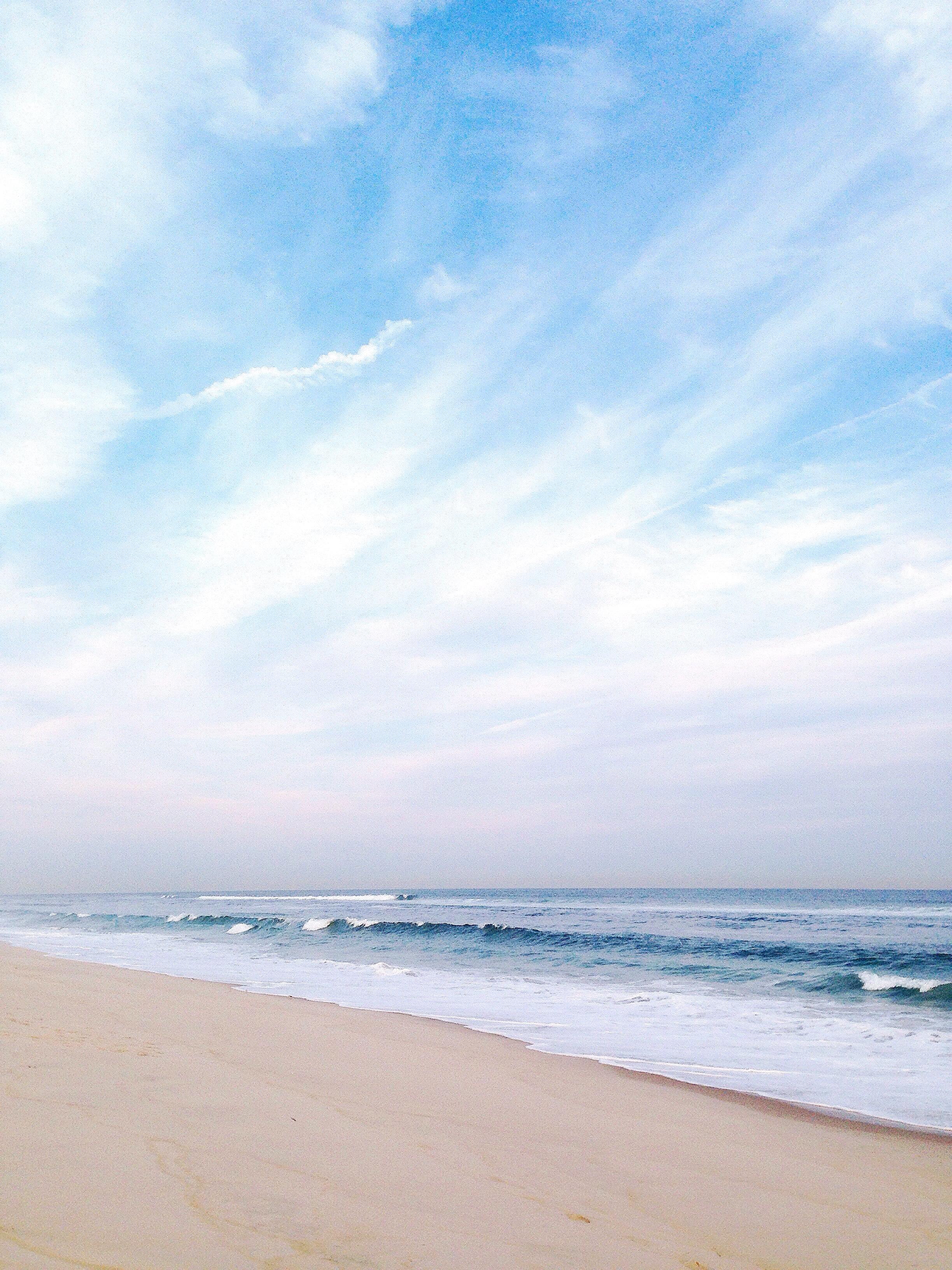 Smith Point Beach Long Island