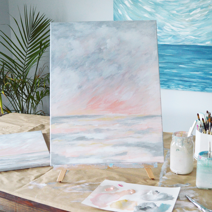 Love & Light Seascape Collection by Kristen Laczi