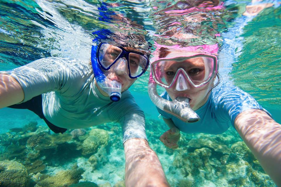 Snorkel or Learn to SCUBA Dive - Kids 10 and up can go snorkel the Belize Barrier Reef and various dive sites in the area. For those interested in SCUBA diving, stop by our PADI 5-star dive shop for a Discover SCUBA class and receive your certification!