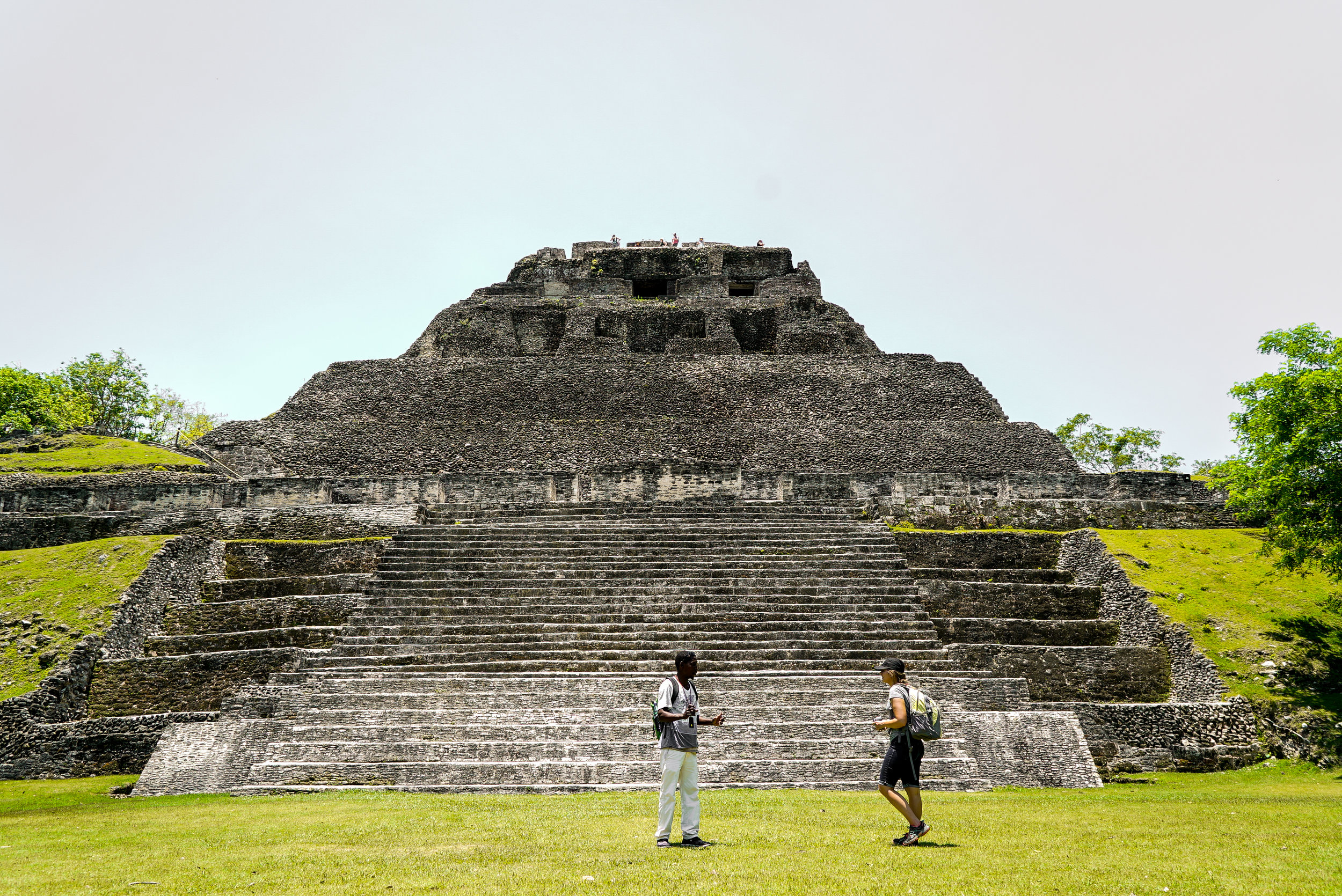 Tour Ancient Maya Sites - From Xunantunich to the Southern Ruins, touring sites from ancient Belizean civilizations is a fun way to learn about local history. This is a full day tour and includes lunch.