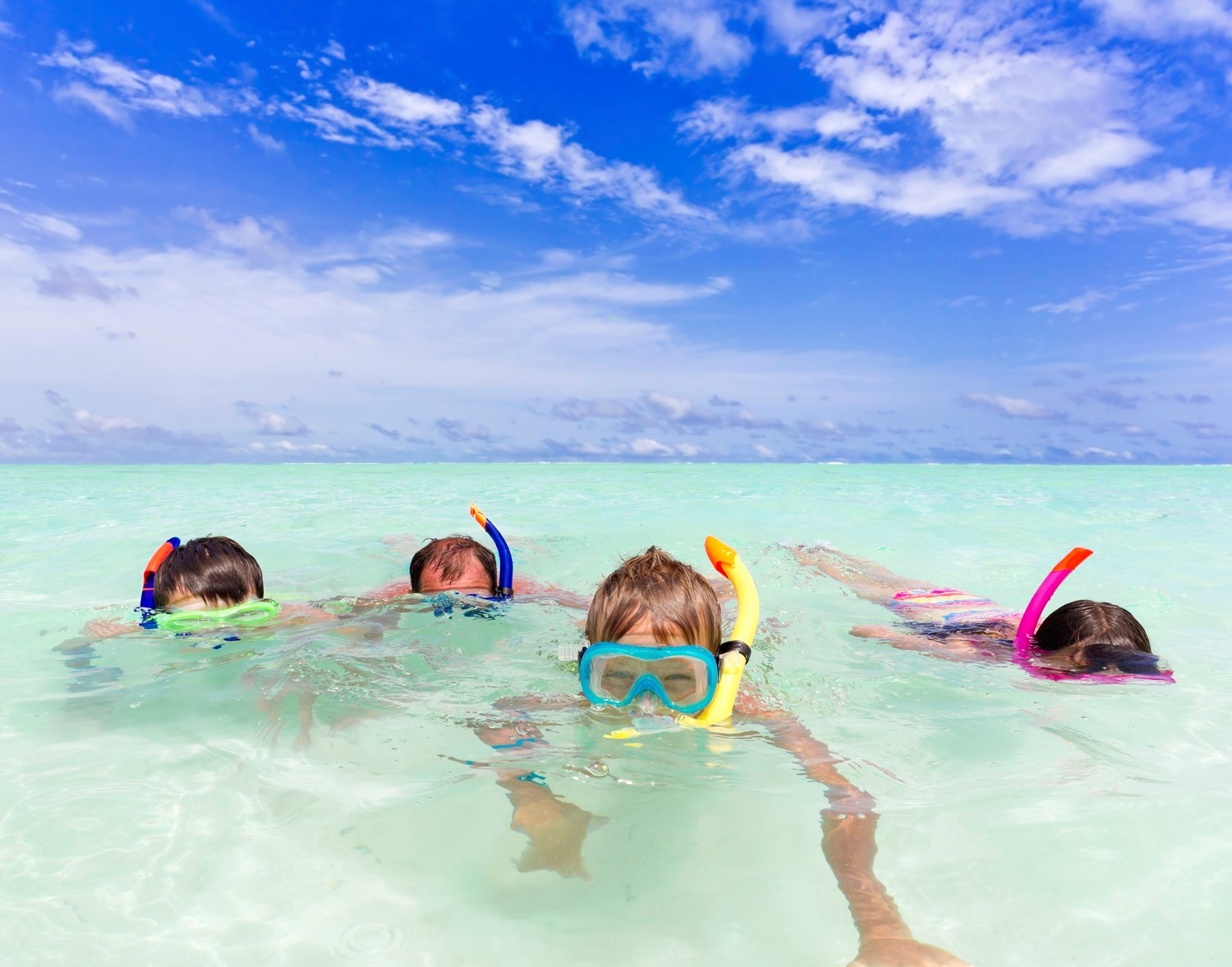 Family Vacation in Belize