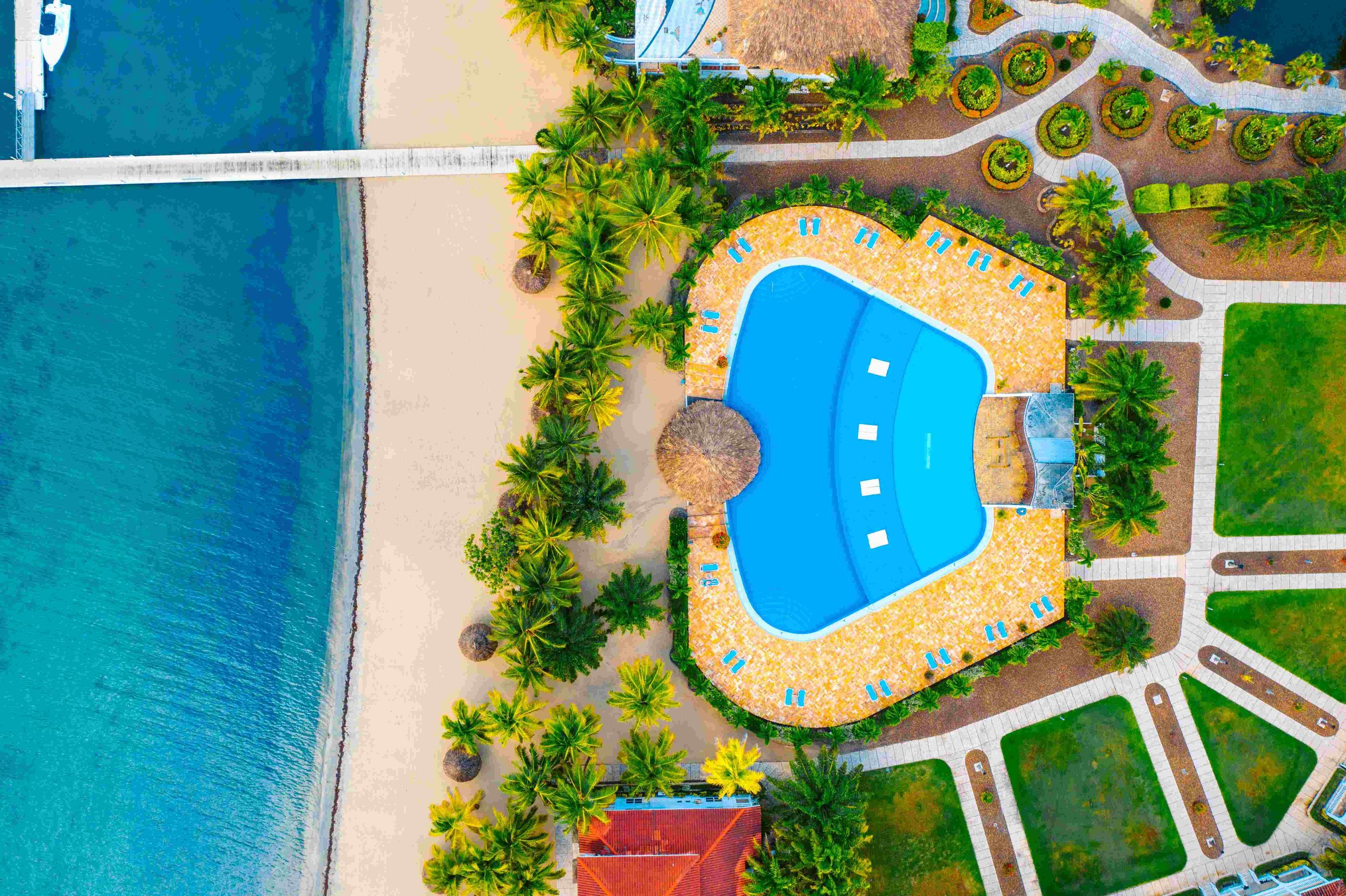 Luxury in Belize