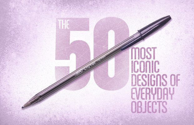 50 Most Iconic Everyday Objects
