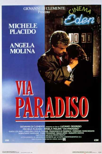 VIA PARADISO movie poster