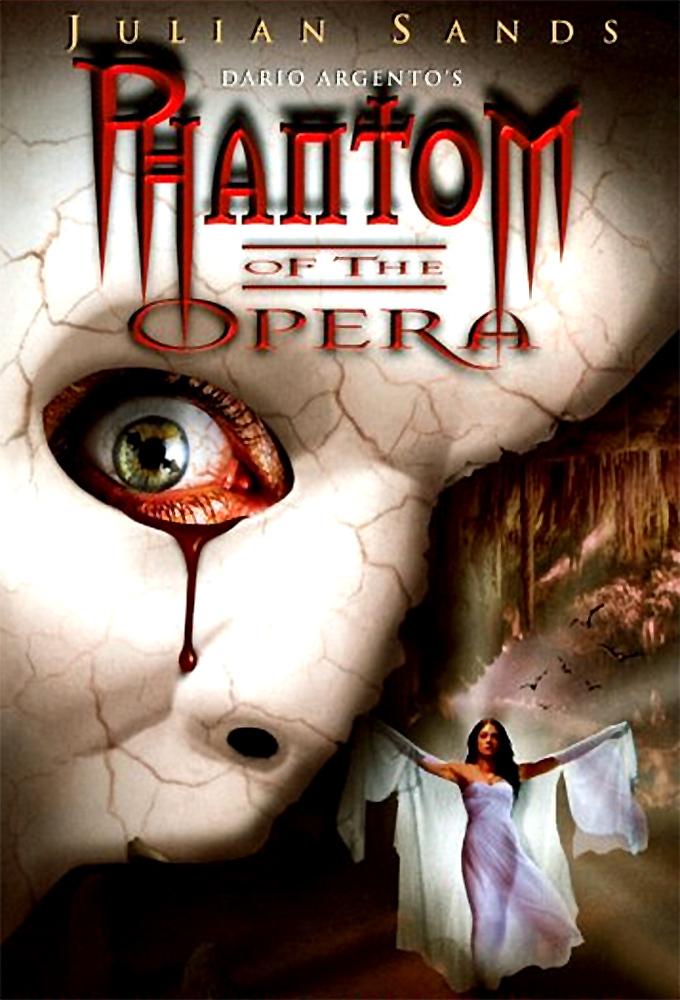 PHANTOM OF THE OPERA movie poster