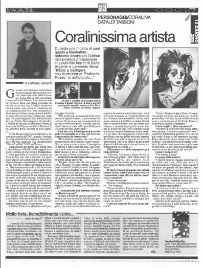 Coralina Cataldi-Tassoni article Coralinissima artista.jpg
