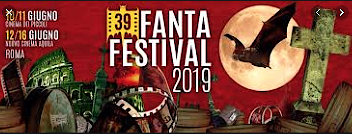 PROMO for the FANTAFESTIVAL 2019 -