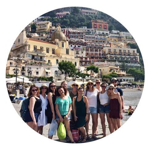 The Amalfi Coast -