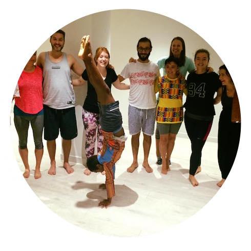 London Yoga Brunch -