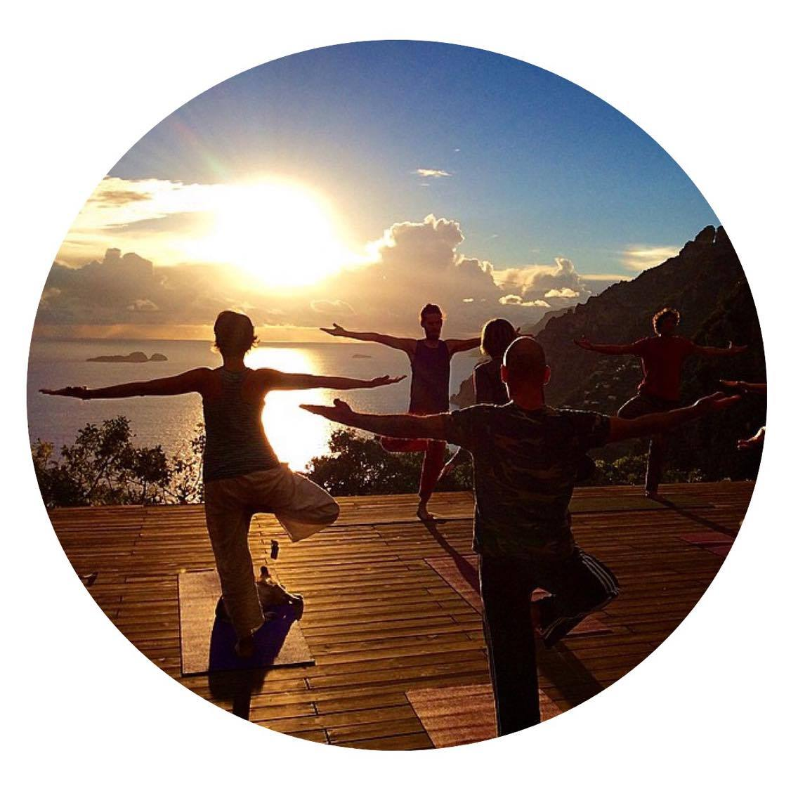 Positano Yoga Retreat -
