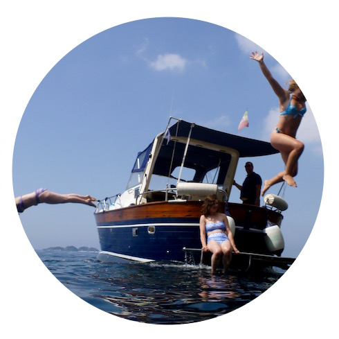 """Positano Yoga Retreat - """"I have attended several retreats. This one was by far one of the best. I will attend any retreat organized by Chloe and Christian. They take the yoga practice experience to next level by creating some sort of workshop and leading students to improve their techniques and have a safe and rewarding experience. They make sure that everyone is well and happy and try to accommodate needs. Chloe and Christian are thoughtful and extremely responsible, detail oriented and compromised. Great experience."""" - Anonymous Client, USA"""