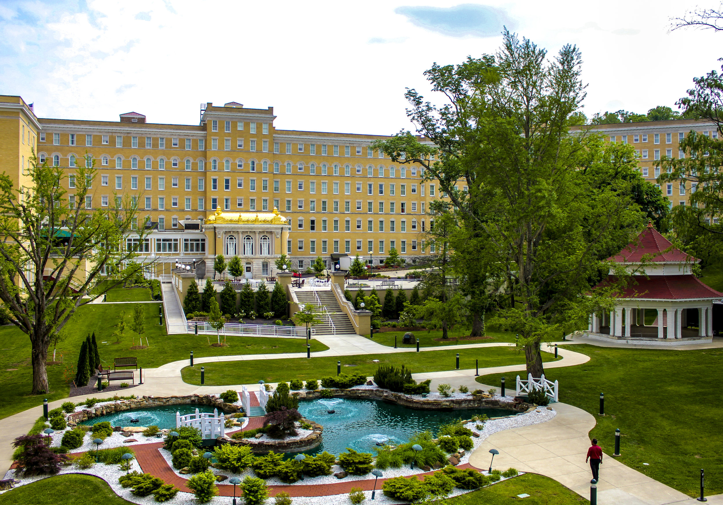 French Lick Springs Hotel Garden.jpg